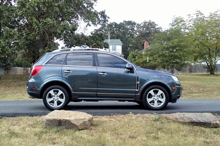 2013 Captiva LTZ of Dawn Franklin from Fort Smith, Arkansas