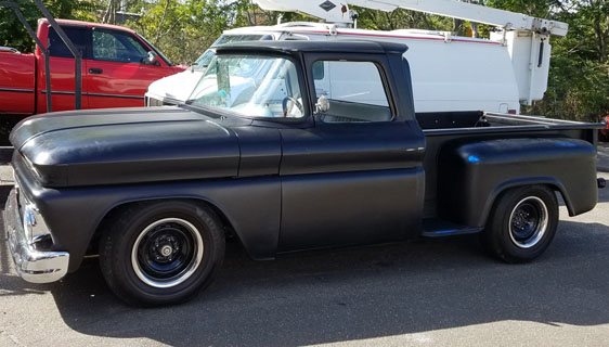 '63 C10 of Lucio Gandolfo from Levittown, New York