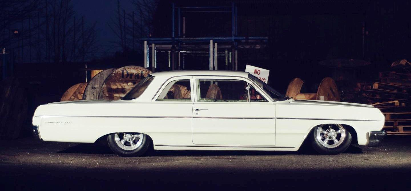 '64 Belair of Paul Graham