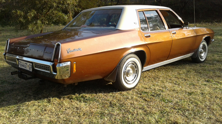 1973 Chevrolet Constantia of Karl Furrutter of South Africa
