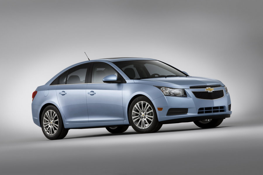 Chevy Cruze Eco