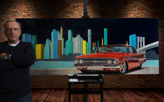 Martino Fagiuoli Picture of 1960 Impala